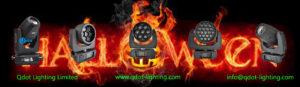 halloween p1 qdot lighting new models