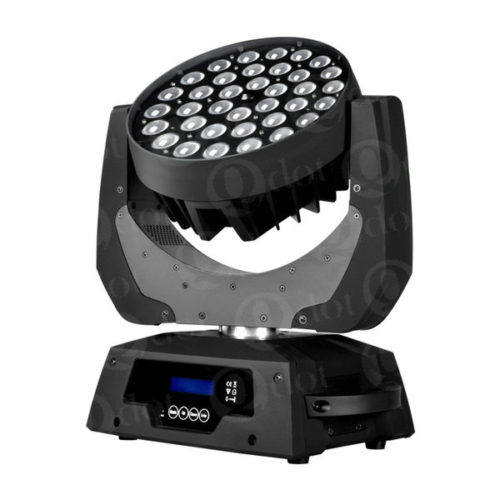 36pcs 10W 4in1 LED wash zoom moving head light