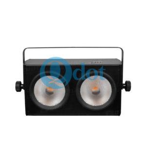 2pcs 90w warm white CREE COB LED blinder light 3