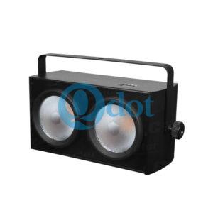 2pcs 90w warm white CREE COB LED blinder light 4