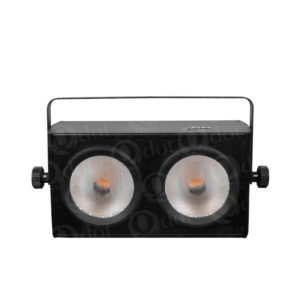 2pcs 90w 3000k warm white cree cob led blinder light