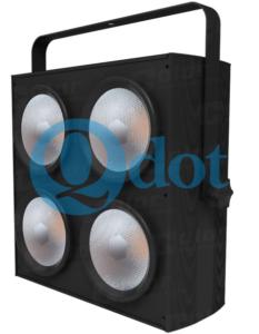 4pcs 90W warm white 3000k CREE COB LED blinder light