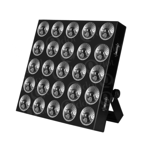 MATRIX 2510B 25pcs 10W pure white / warm white / 3in1 beam matrix light