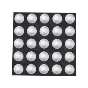 MATRIX 2510S 25pcs 10W pure white / warm white / 3in1 wash matrix light