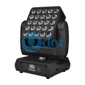 MADPANEL 2510F 25pcs 10w matrix panel moving head light