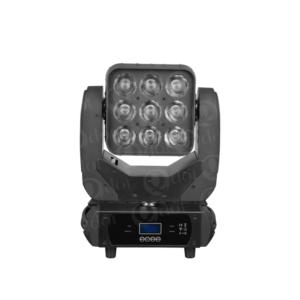 MADPANEL 910F 9pcs 10w 4in1 matrix panel moving head light