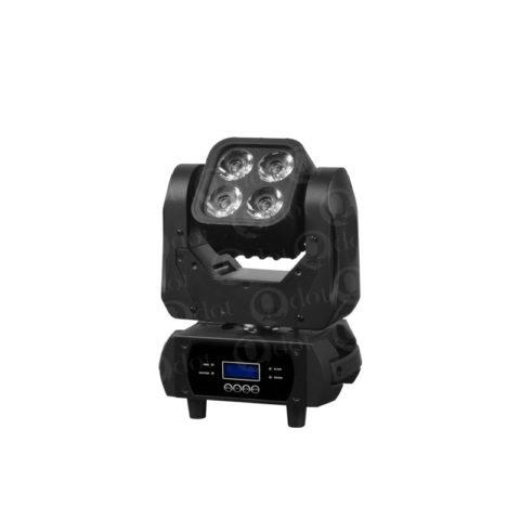 MADPANEL 410F 4pcs 10w 4in1 led panel moving head light