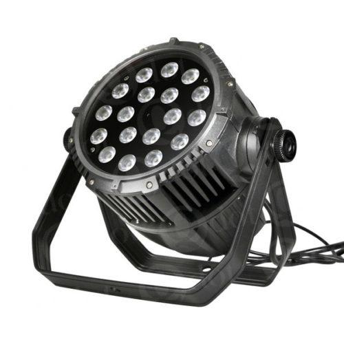 QUADPAR 180IP 18pcs 10W CREE 4in1 LED outdoor par light