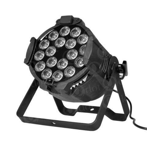 LEDPAR 1815 18pcs 15W 5in1 or 18w 6in1 LED par light