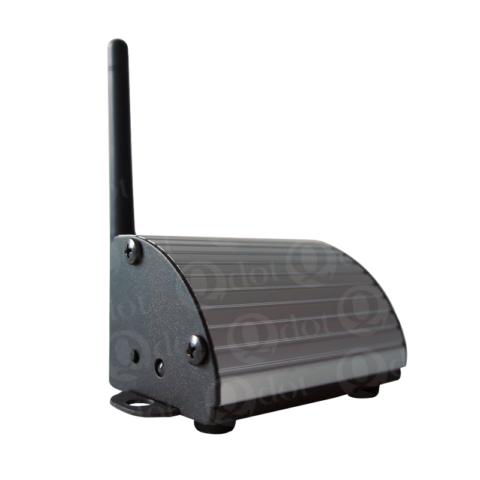 WI-RAD DMX512 wireless receiver/transmitter for lighting fixtures