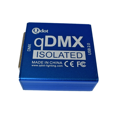 qdmx usb-dmx512 interface