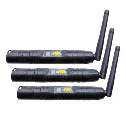 wi-xlr-d digital display wireless DMX512 receiver transmitter