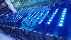QW-020IP PIXELARC 730T 7pcs 30W 3in1 outdoor bar pixel architectural light